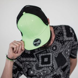 Boné SNAP BACK Trucker Atlantis
