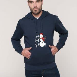 Sweatshirt personalizada em bordado