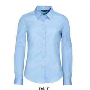 Camisa Senhora Manga Comprida