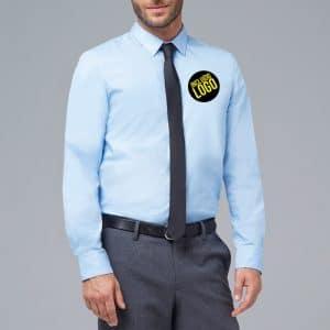Camisa Homem Manga Comprida