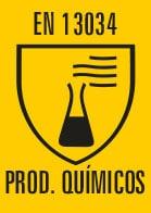 EN 13034 / Produtos Químicos