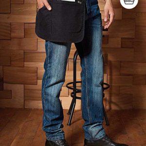 Avental de Cinto em Ganga Workwear