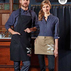 Avental em Algodão Workwear