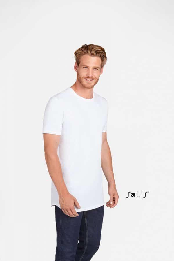 Tshirt Comprida Homem Magnum
