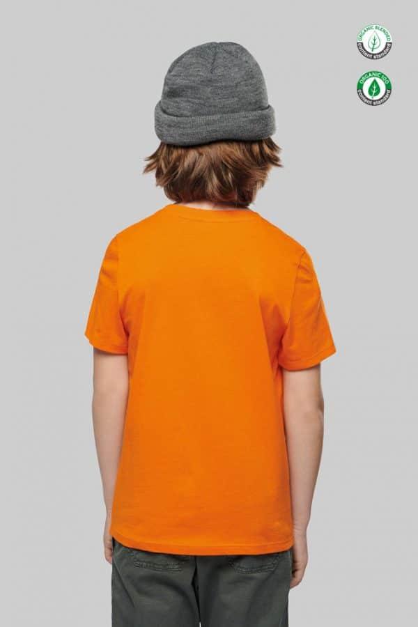 T-Shirt Criança Orgânica