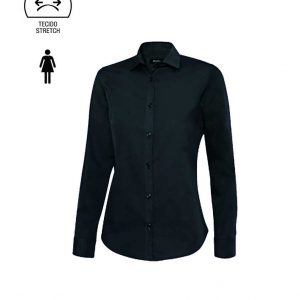 Camisa de Senhora Manga Comprida