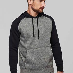 Sweatshirt de Adulto com Capuz