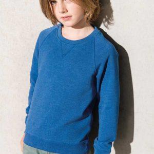 Sweatshirt BIO e Orgânica para Criança