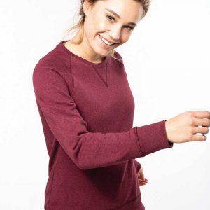 Sweatshirt Bio Orgânica Senhora