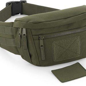 Bolsa de Cintura, Estilo Militar
